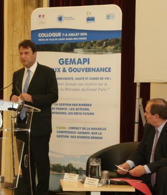 GEMAPI : La Métropole du Grand Paris aidera au financement de la vanne secteur Saint-Maur-Joinville