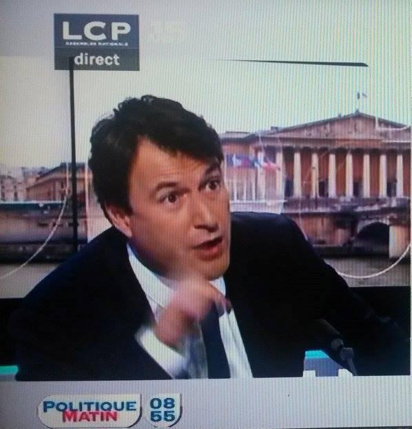 Émission «Politique Matin» sur LCP du 17 avril 2015
