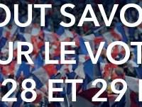 UMP – Congrès extraordinaire : nouveau nom, nouveaux statuts : comment voter ?