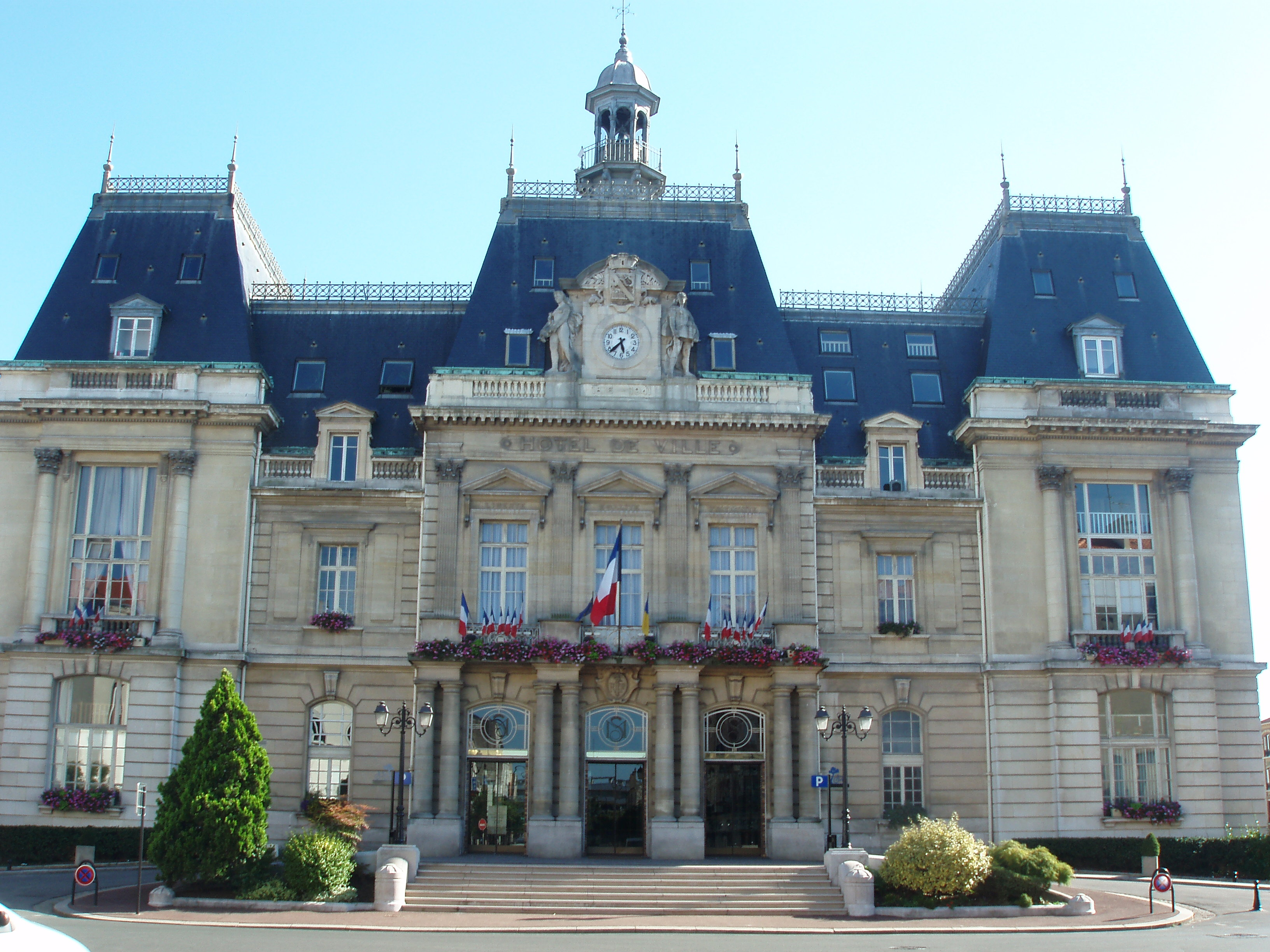 Signature du Contrat de Ville pour le quartier des Rives de la Marne