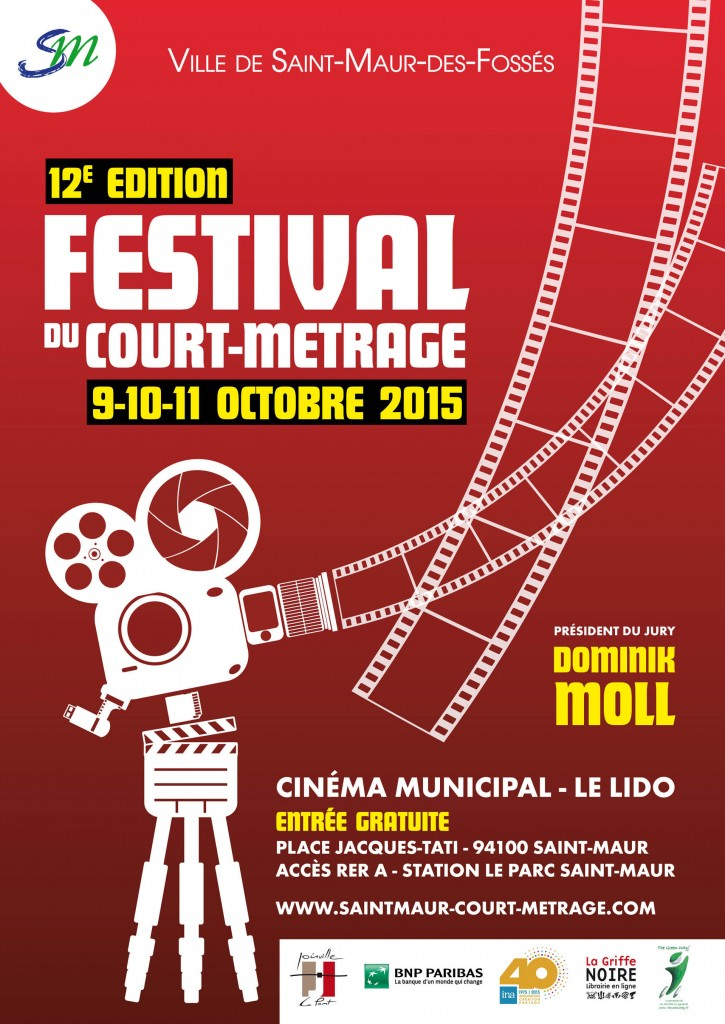 Du 9 au 11 octobre : le Festival du Court-Métrage revient à Saint-Maur