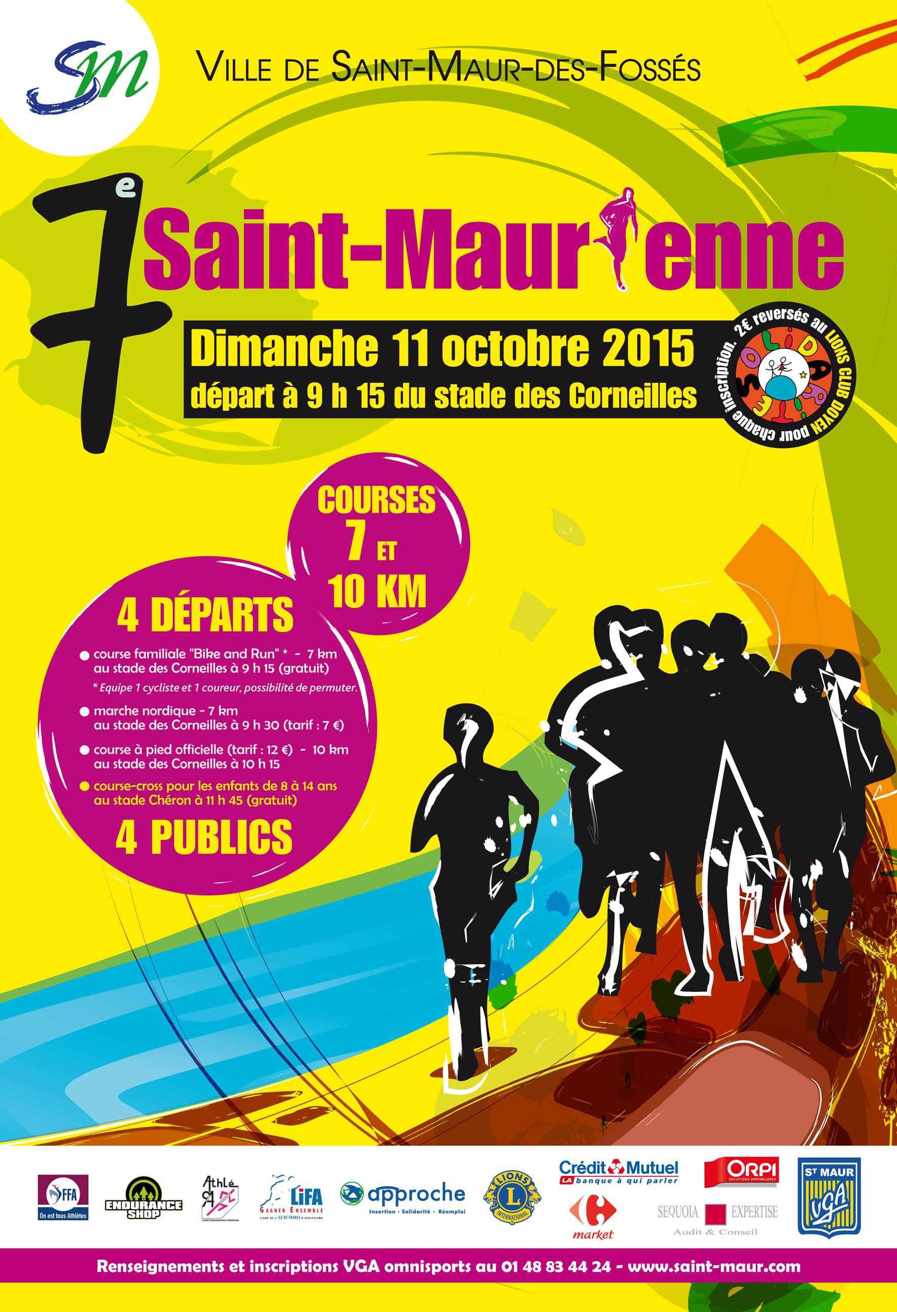 La Saint-Maurienne 2015 : 7ème édition !