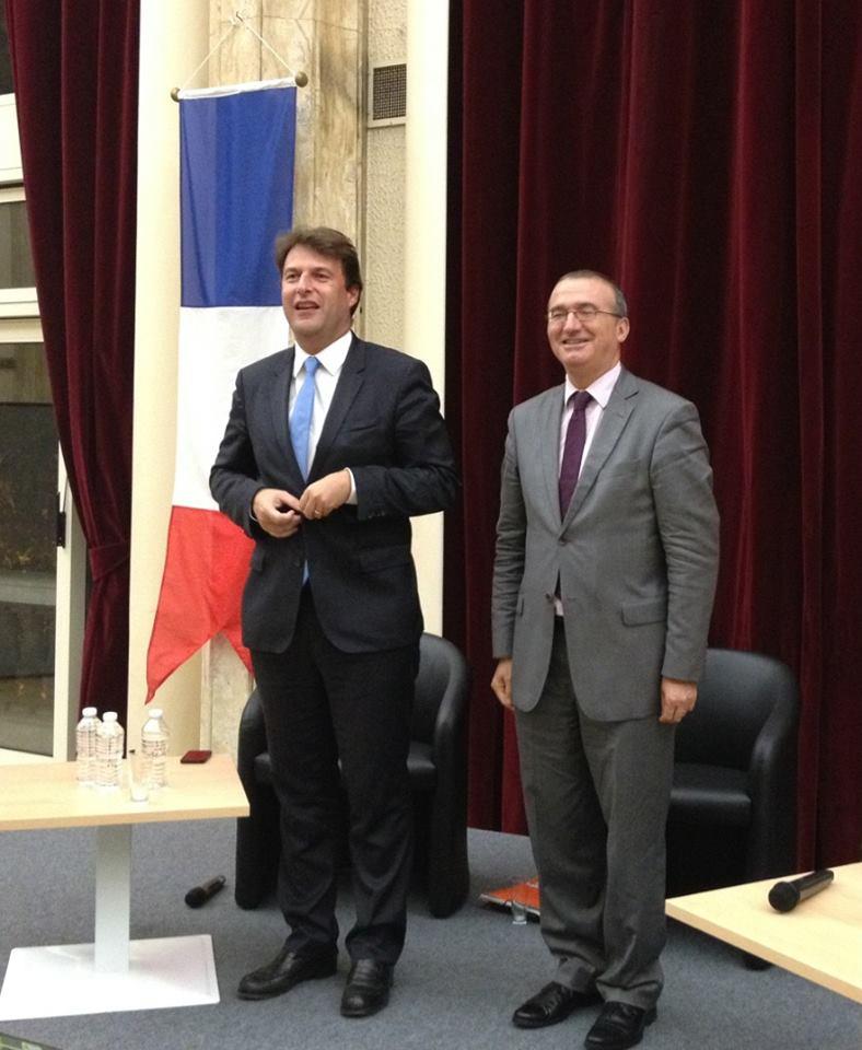Primaire de la Droite et du Centre : Conférence-Débat à Saint-Maur avec Hervé MARITON