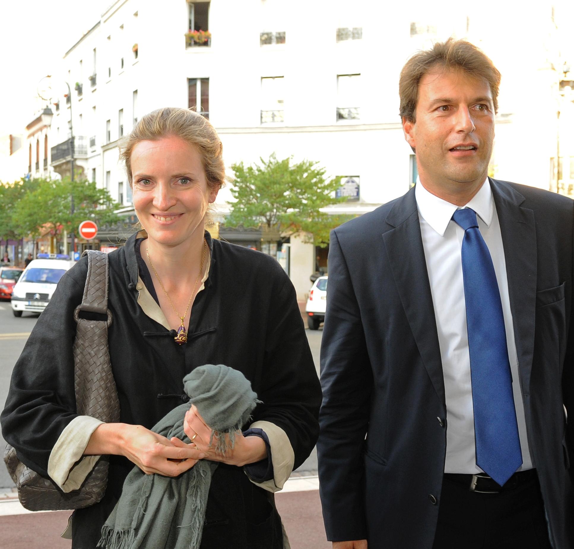 Primaire de la Droite et du Centre : Nathalie Kosciusko-Morizet à Saint-Maur Samedi 9 avril