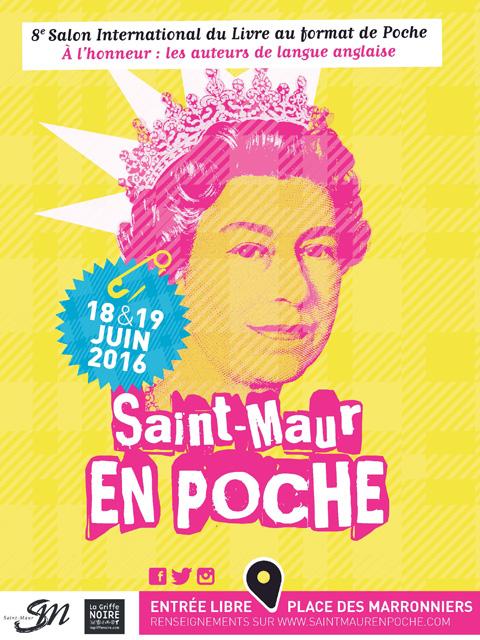 18 & 19 juin 2016: «Saint-Maur en poche» passe à l'heure anglaise!