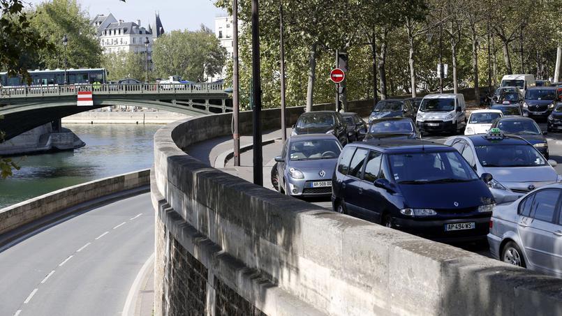 Le Tribunal Administratif de Paris annule l'arrêté de fermeture des voies sur berges