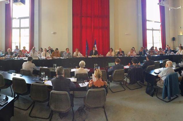 Conseil municipal : Adoption à l'unanimité de la stratégie de développement durable