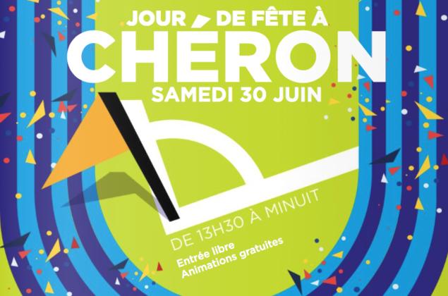 Jour de fête à Chéron