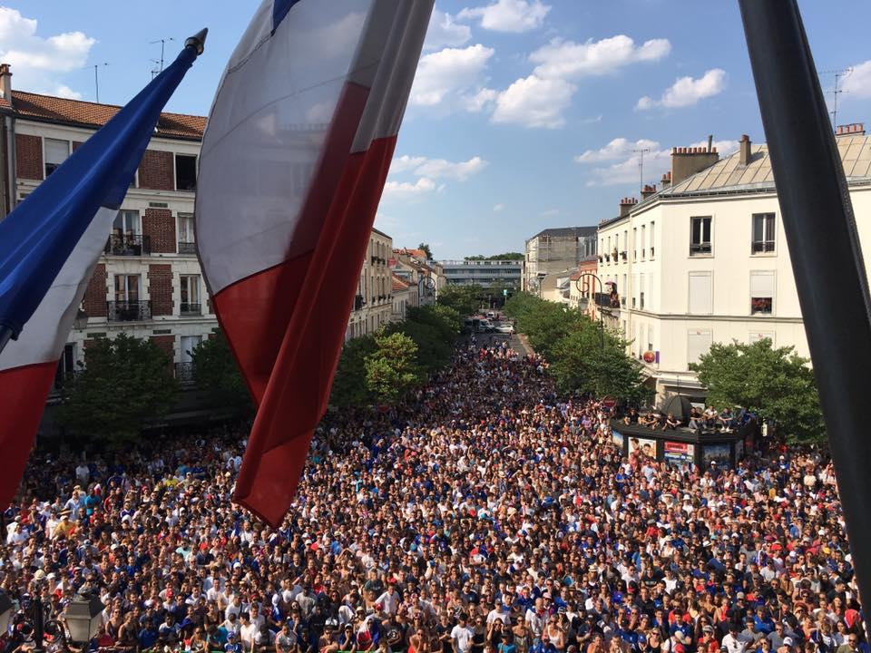Bravo et Merci les Bleus !