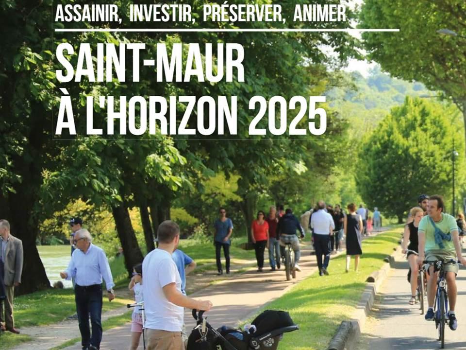 SAINT-MAUR À L'HORIZON 2025
