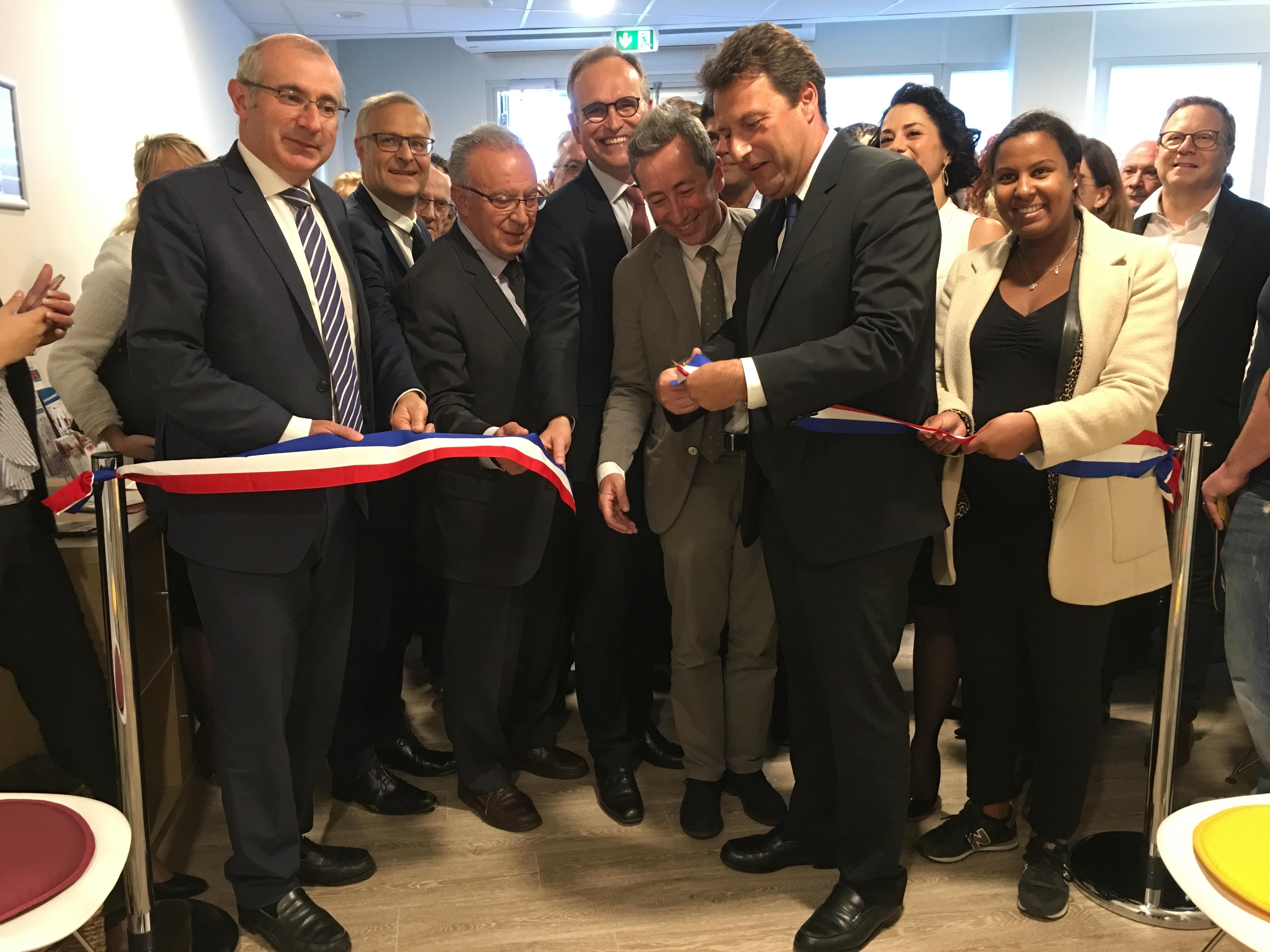 Inauguration de la maison de santé pluriprofessionnelle universitaire