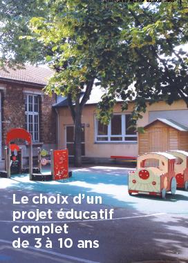 SMNC 2014-2020 : LE CHOIX D'UN PROJET EDUCATIF COMPLET