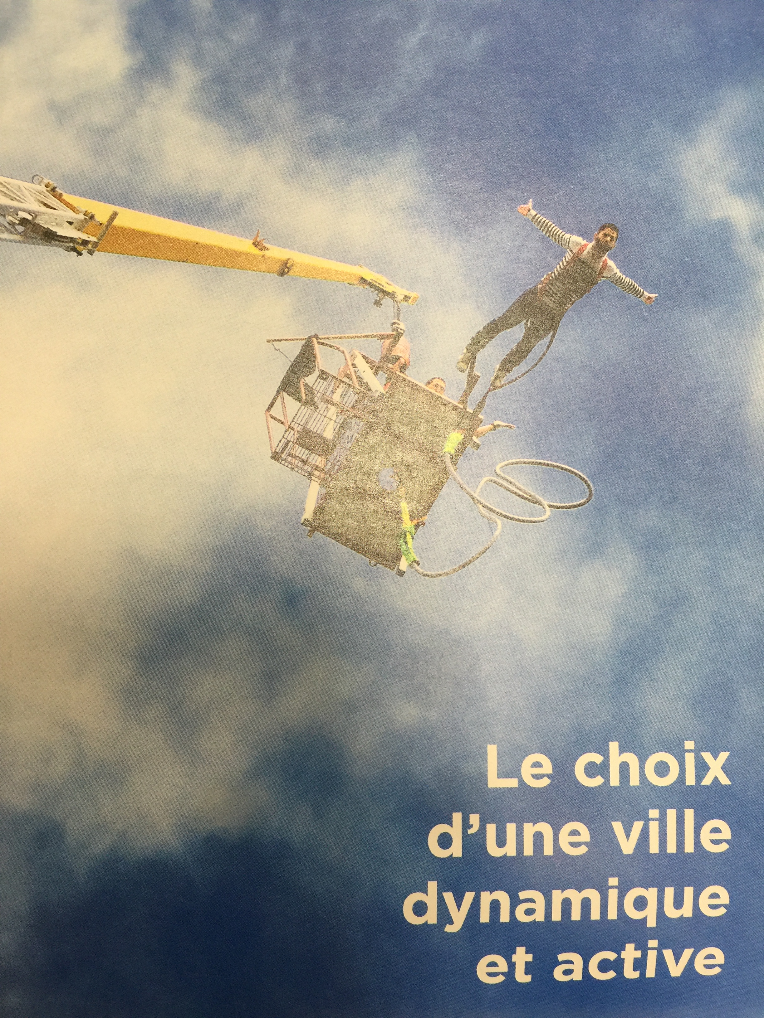 SMNC 2014-2020 : LE CHOIX D'UNE VILLE DYNAMIQUE ET ACTIVE