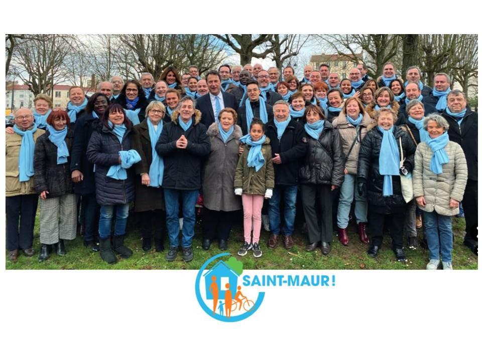 La liste de Saint-Maur ! Au Cœur de Nos Choix