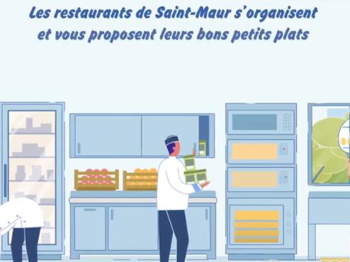 Mangeons Saint-Maurien !