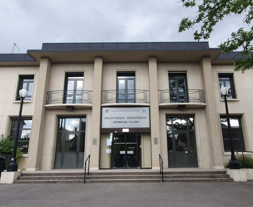 Réouverture de la médiathèque Germaine-Tillion