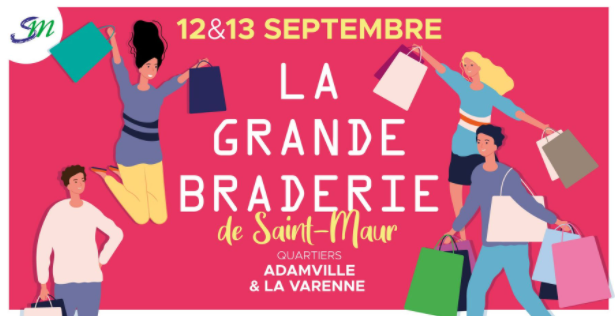 Ce week-end, ça bouge à Saint-Maur !